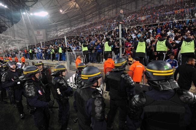 OM : Sécurité renforcée pour Marseille-Bordeaux