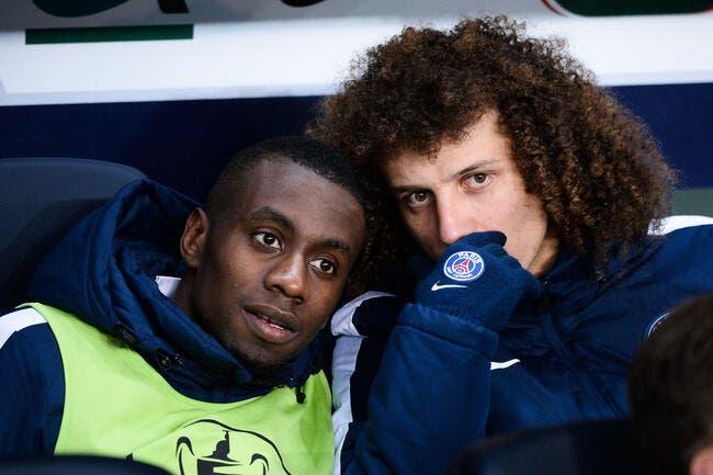 PSG : L'énorme message de David Luiz au «bolosse» Matuidi