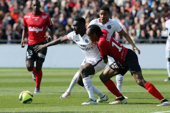 PSG : Une jeunesse record à Guingamp