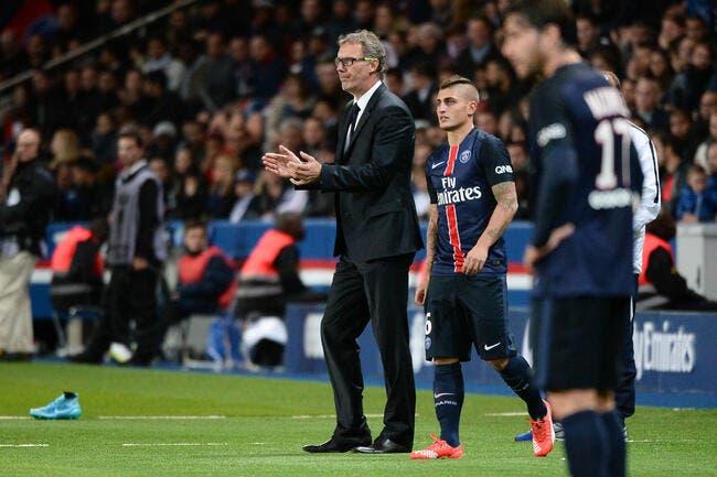 PSG: Verratti contre Man City? Blanc tente l'impossible