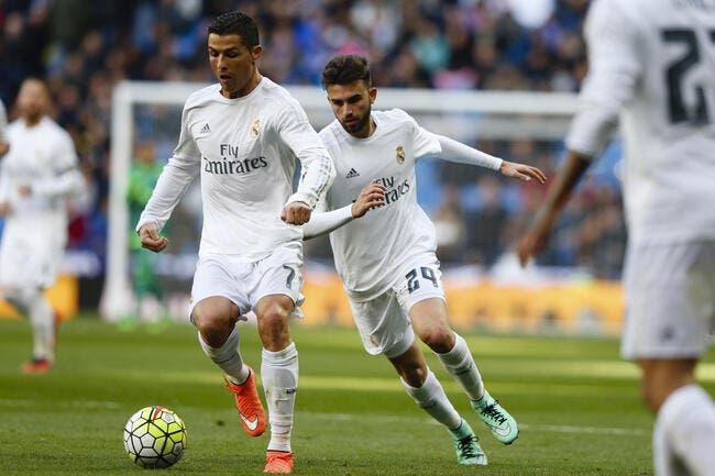 Real Madrid - Eibar : 4-0
