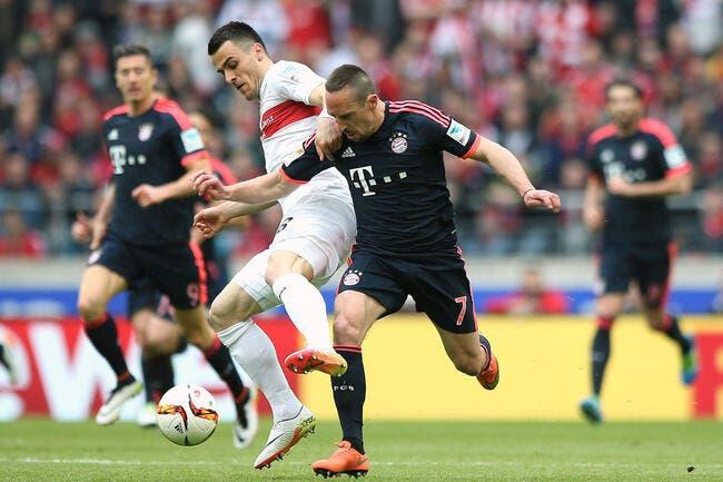 Stuttgart - Bayern Munich : 1-3