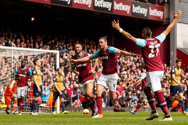 West Ham - Arsenal : 3-3