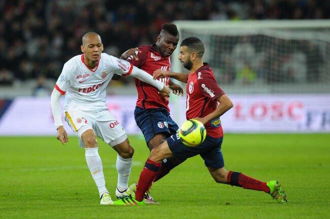 Jardim ne pense pas que l'OL privera Monaco de la 2e place