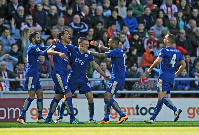 Leicester s'envole vers le titre de Champion d'Angleterre !