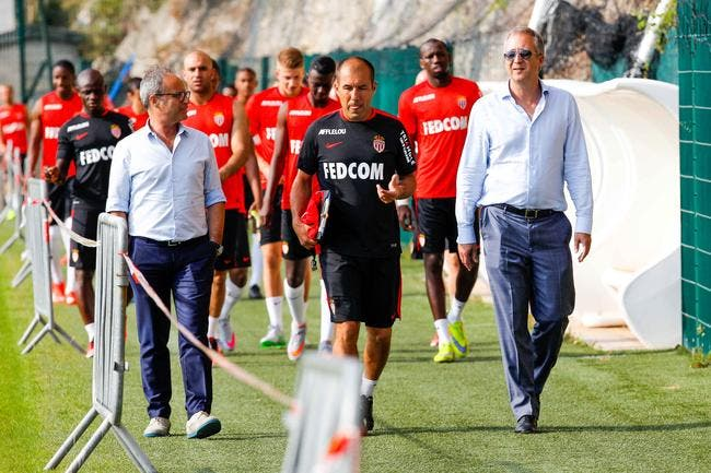 Monaco : Vasilyev est furibard mais il ne virera pas Jardim