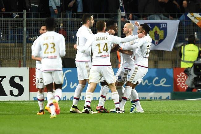 OL : Prime quadruplée pour les joueurs de Lyon à Montpellier !