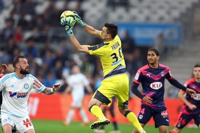 OM - Bordeaux : 0-0