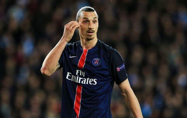 PSG : Van Gaal refuse Ibrahimovic à Man Utd et dit pourquoi !