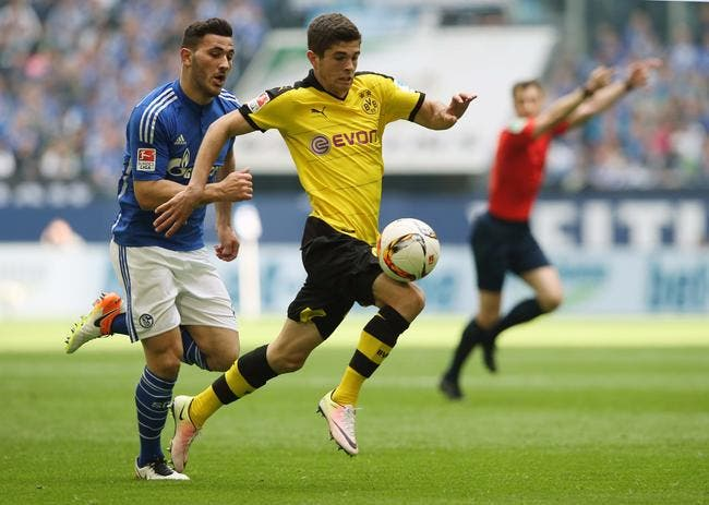 Schalke 04 - Dortmund : 2-2