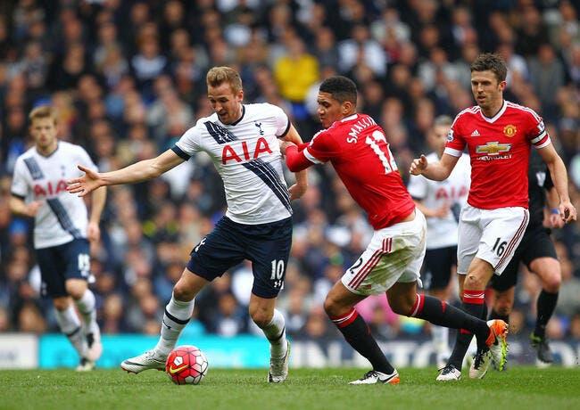 Tottenham - Manchester United : 3-0