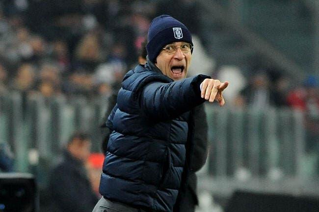 Palerme : Et un huitième changement d'entraîneur...