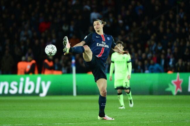 PSG : Zlatan Facts, Ibrahimovic a décidé qu'il était jeune
