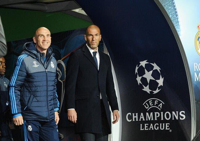 Real Madrid : Pour Zidane, la qualification n'en sera que plus belle