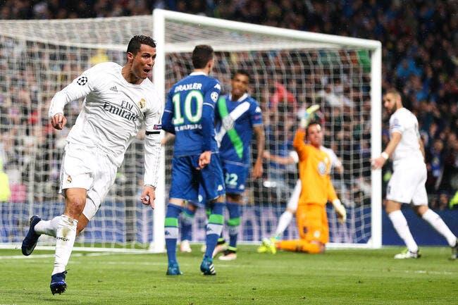 Cristiano Ronaldo propulse le Real Madrid en demi-finales