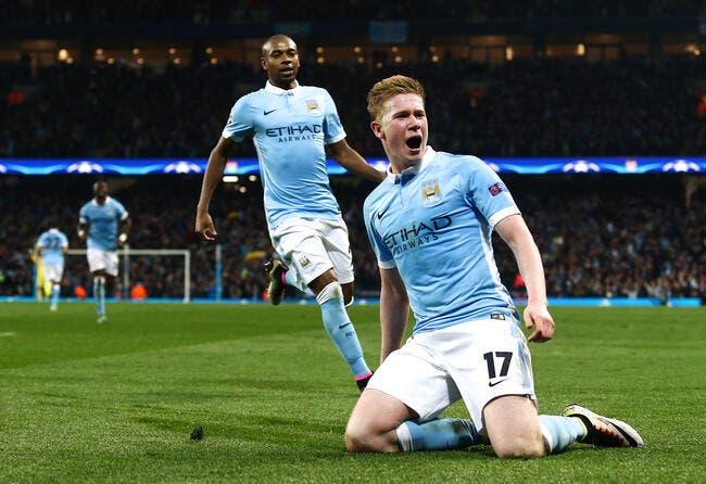 Le fantôme du PSG éliminé à Manchester City