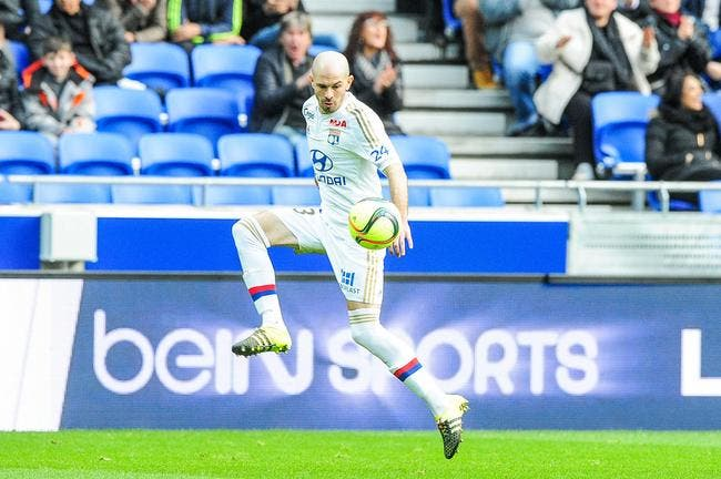 OL: Christophe Jallet prolonge à Lyon ce mercredi