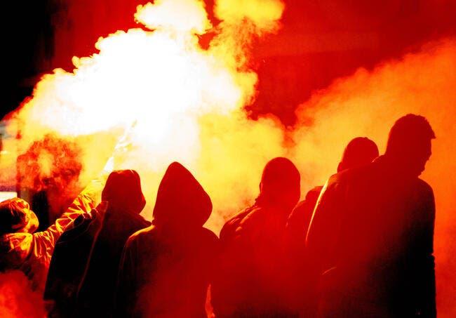 PSG : Des Ultras provoquent des incidents au départ des bus