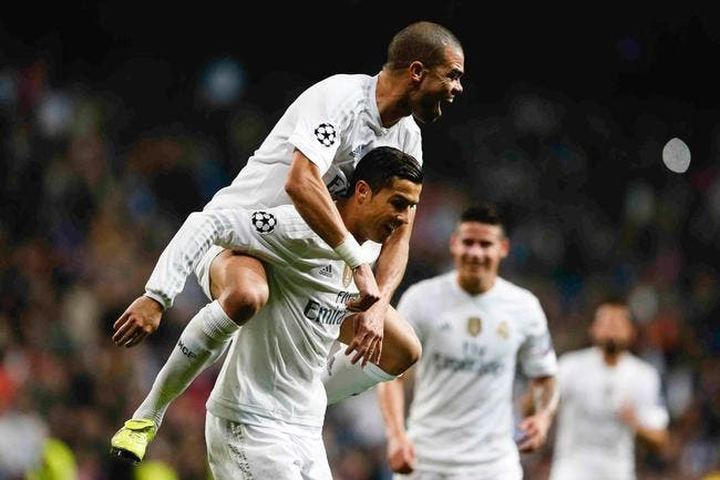 Real Madrid : Pepe pousse pas Cristiano Ronaldo dans les orties