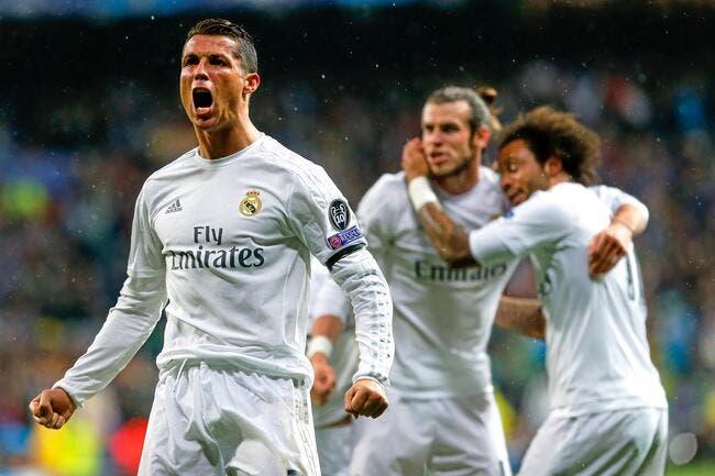 Zidane:«Cristiano Ronaldo est le meilleur joueur du monde et il l'a démontré»