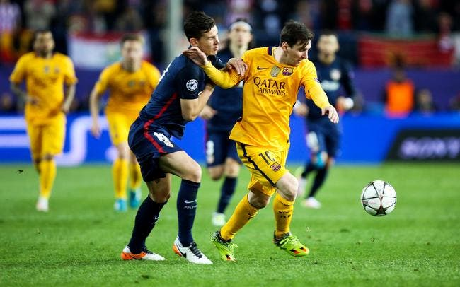 Atlético Madrid - FC Barcelone : 2-0