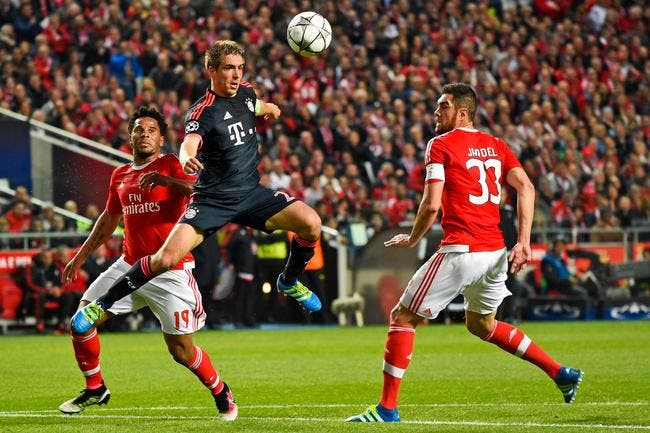 Benfica - Bayern Munich : 2-2