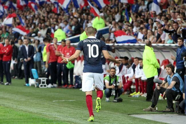 Benzema: «Bleu un jour, Bleu toujours!»