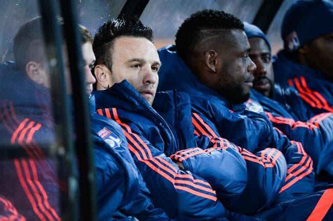 OL : Attention à ce que Valbuena ne devienne pas un souci à Lyon !
