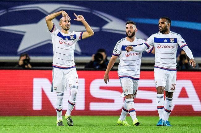 OL : Jallet prolonge à Lyon jusqu'en 2018