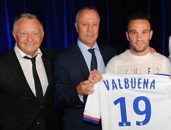 Valbuena sanctionné comme Benzema ? Lacombe y croit