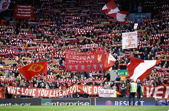 Anfield en feu après la surréaliste qualification de Liverpool