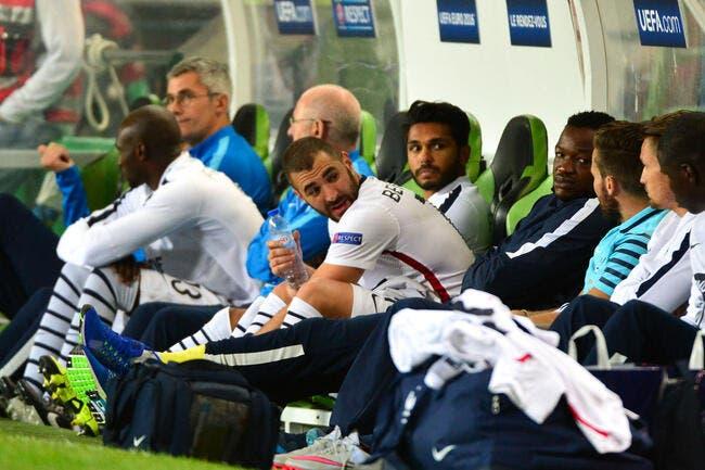 France: Les Bleus aussi en avaient marre de l'affaire Benzema