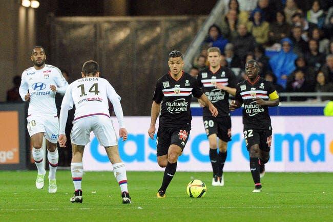 Lyon – Nice 1-1