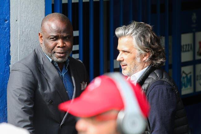 OM : Michel énervé par le tacle par derrière de Boli