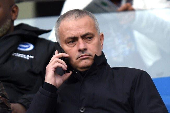 PSG: Mourinho ne veut pas aller à Paris