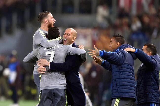 Real: Zidane sait ce qui ne changera jamais avec Cristiano Ronaldo