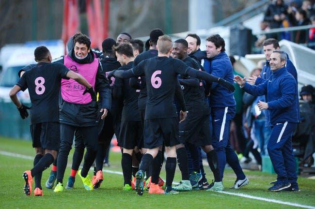 Youth League: Le PSG en finale!
