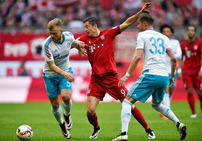 Bayern Munich - Schalke 04 : 3-0