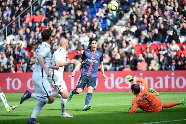 Caen : 6-0 contre le PSG, Garande s'estime chanceux