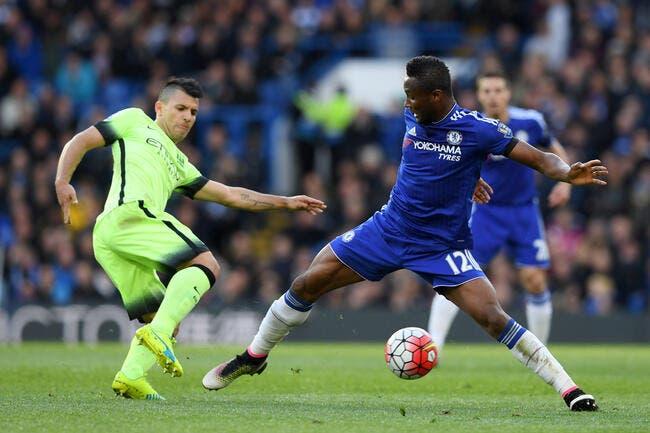 Chelsea - Manchester City : 0-3