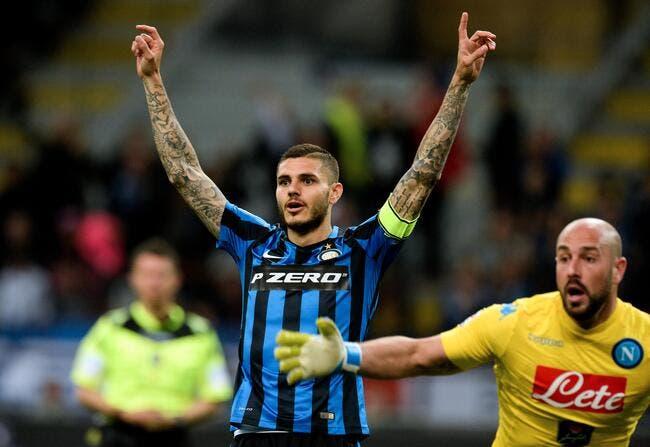 Inter - Naples : 2-0