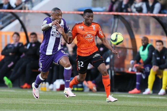 Lorient avait déjà la tête au PSG, mais a pris un gros point