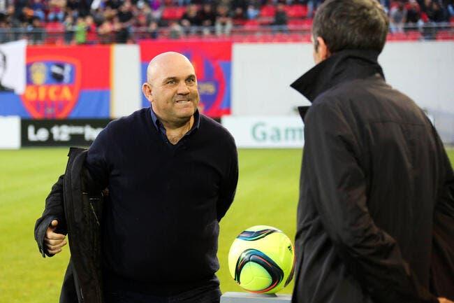 LOSC : Antonetti remercie très fort Boufal, son Monsieur Plus