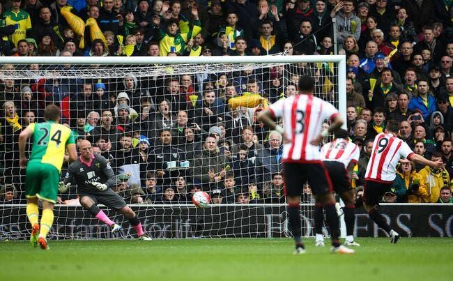 Norwich - Sunderland : 0-3