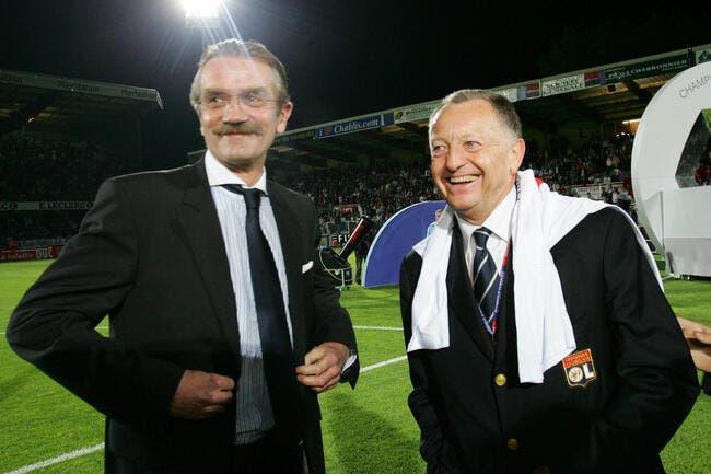 OL : Aulas préfère Lyon à la présidence de la LFP