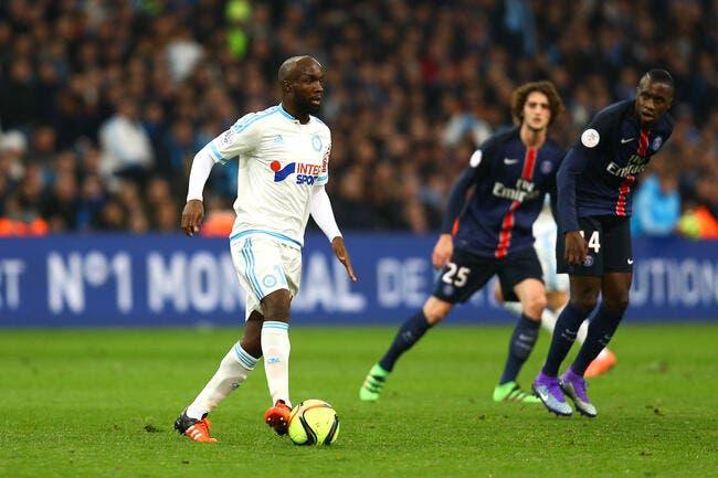 OM : Lassana Diarra pour 0 euro au PSG, le cauchemar arrive
