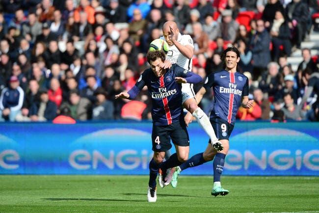 PSG : C'est la faute à la Ligue 1 ? Marquinhos dit non