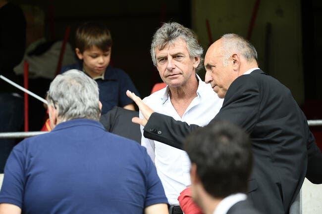 Rennes : Un accord avec Gourcuff ? Le président Ruello dément