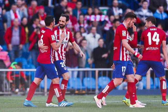 Atlético Madrid - Grenade : 3-0