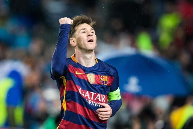Barcelone : Lionel Messi passe une barre mythique